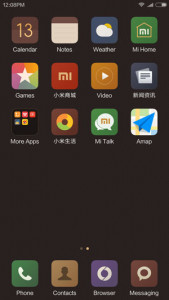Namzije MIUI China Rom