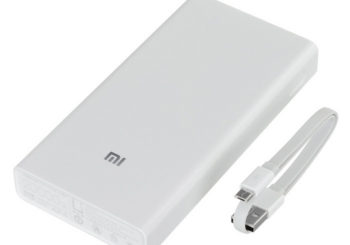 Xiaomi Mi Power bank 20000mAh prenosna baterija in priložen kabel
