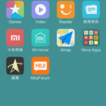 MIUI China Developer verzija