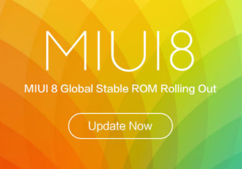 Prihaja MIUI 8 Global Stable različica