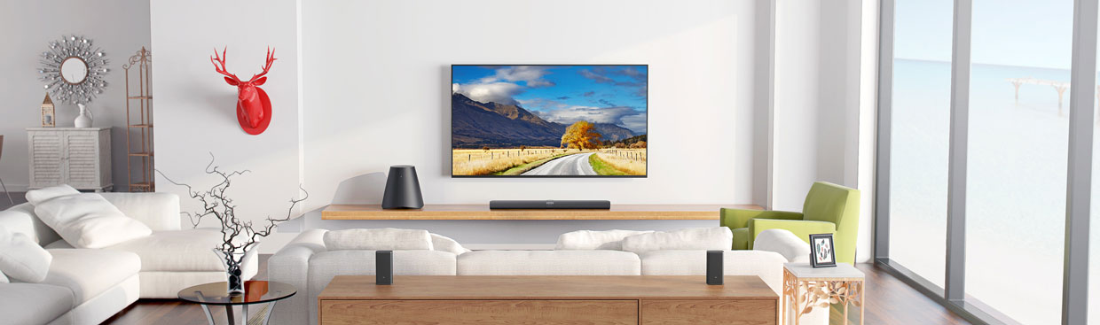 "Xiaomi Mi TV 3S 65"" Home Theater izdaja"