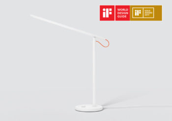 Xiaomi Mi Smart LED Desk Lamp in zlata IF nagrada