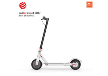 RedDot Award 2017 za Xiaomi Mi Electric Scooter
