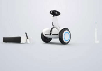 Mi Laser Projector, Ninebot Plus in Supersonic Toothbrush