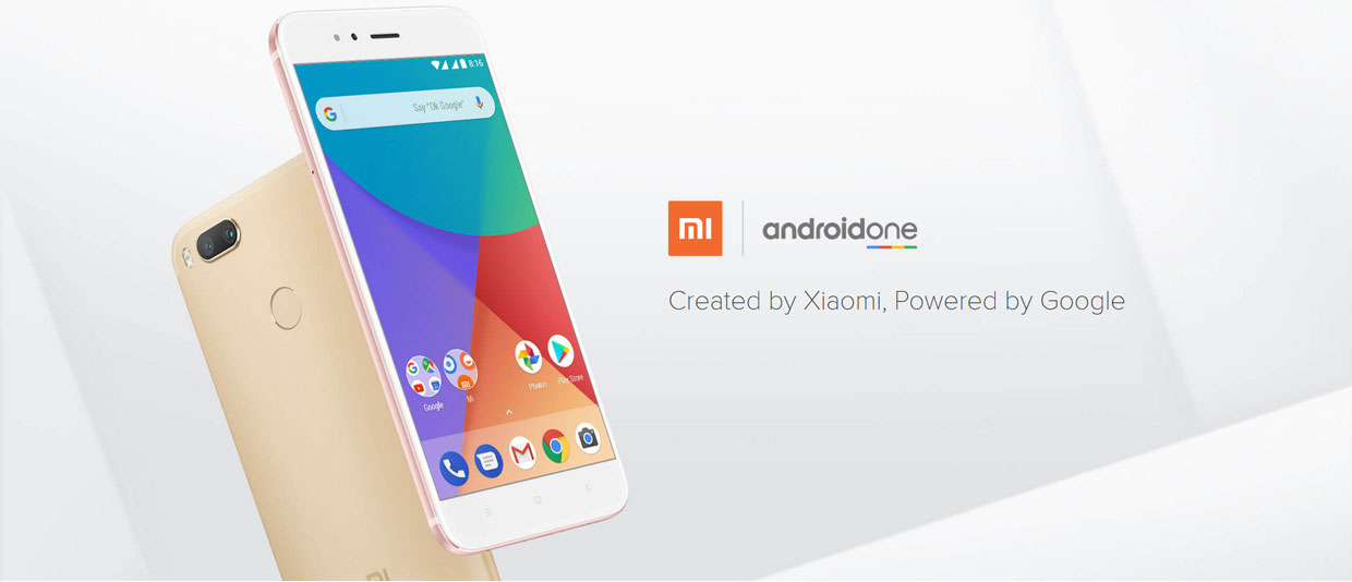 Xiaomi in Android One projekt