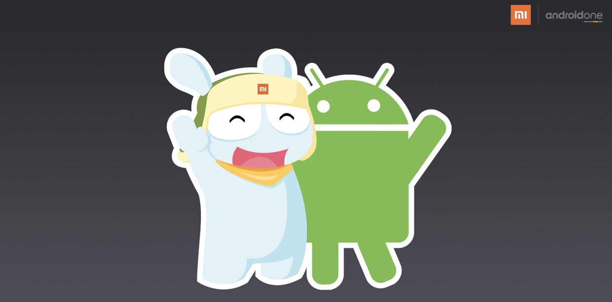 Android in Xiaomi maskoti