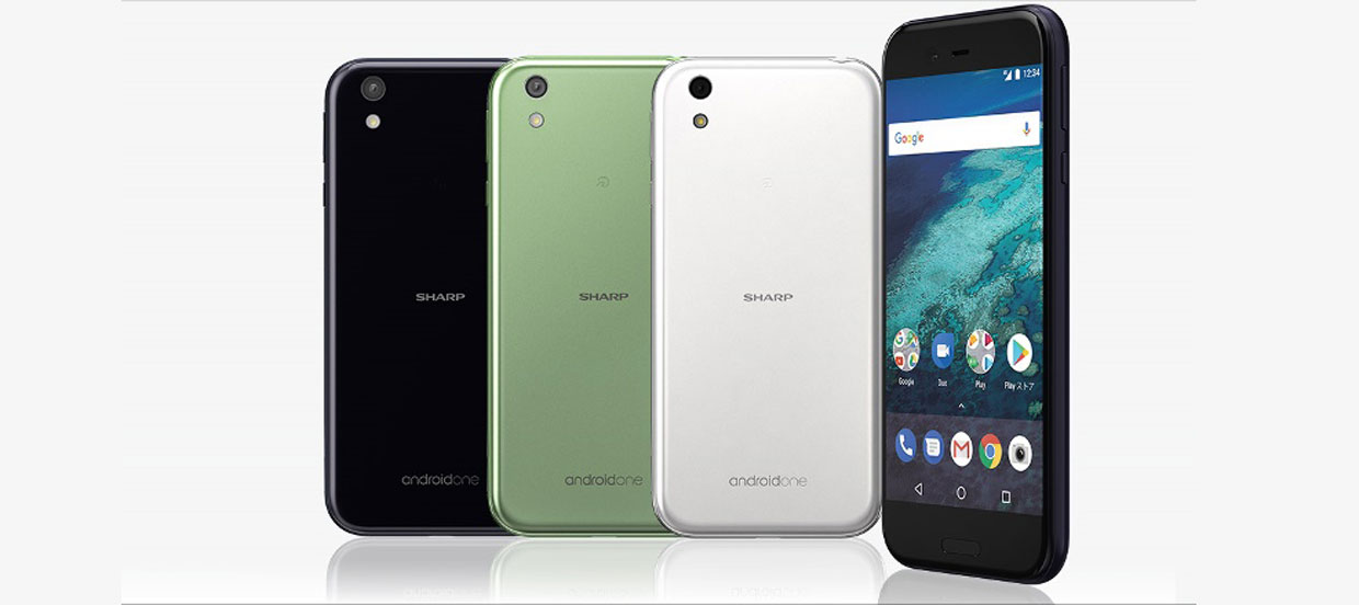Sharp X1 kot Android One