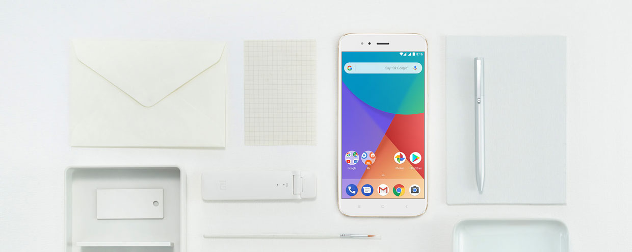 Xiaomi Mi A1 kot Android One