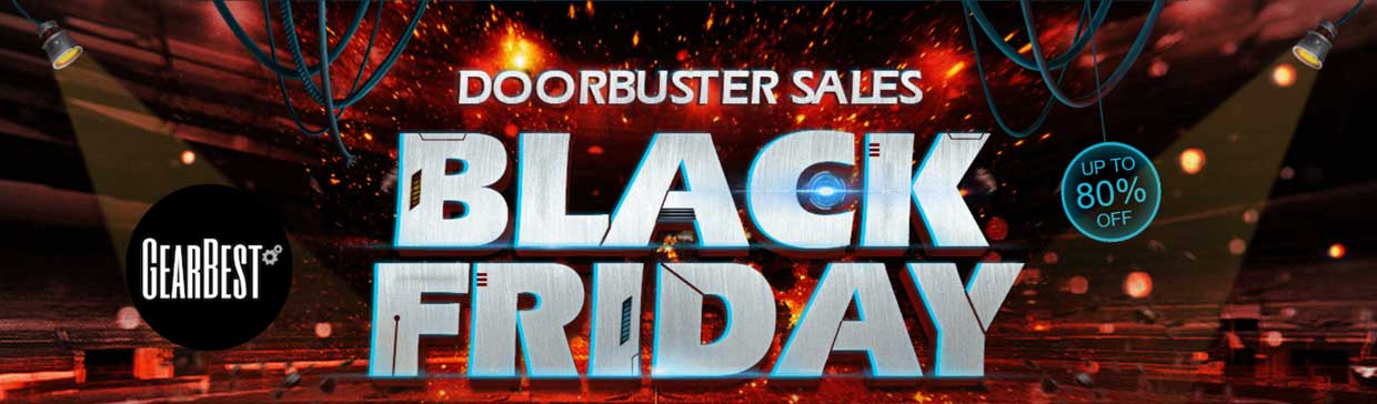 Gearbest in Black Friday 2017 promocije