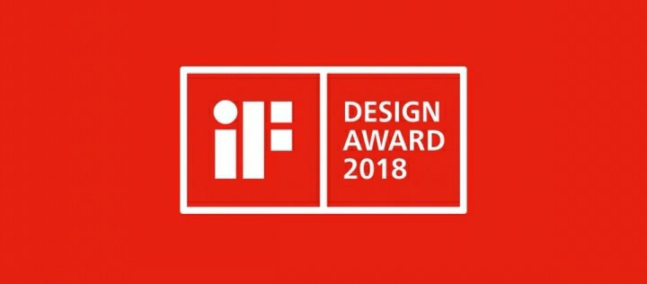 IF Design Award 2018 nagrade