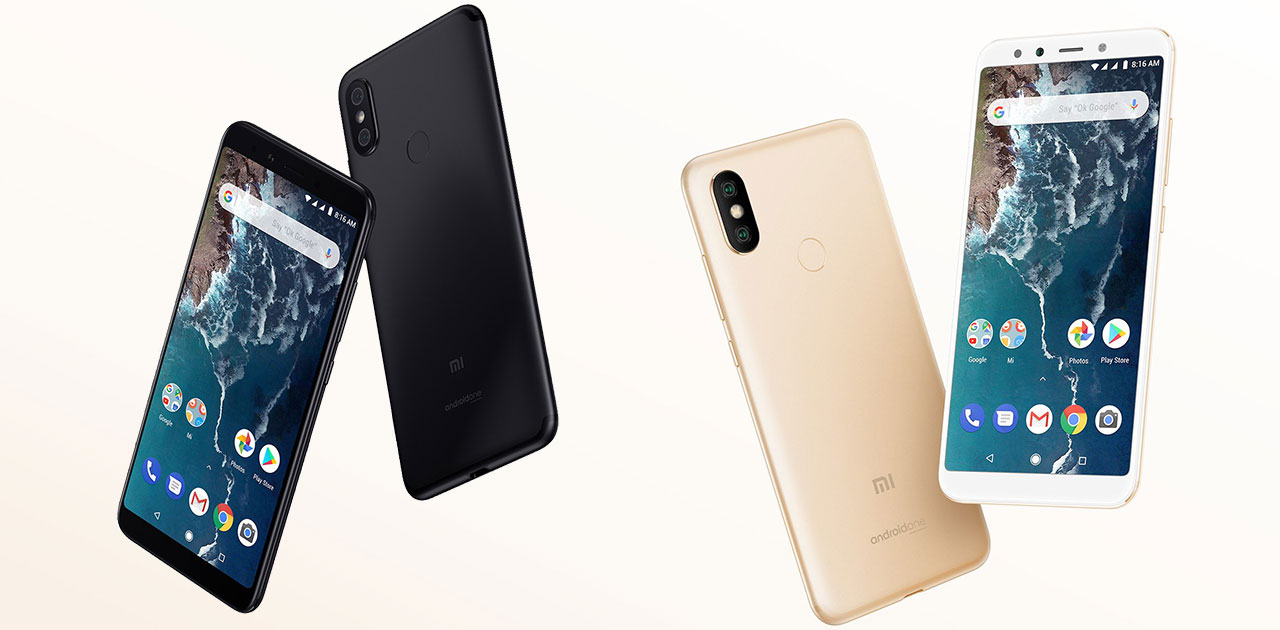 Android One - Xiaomi Mi A2