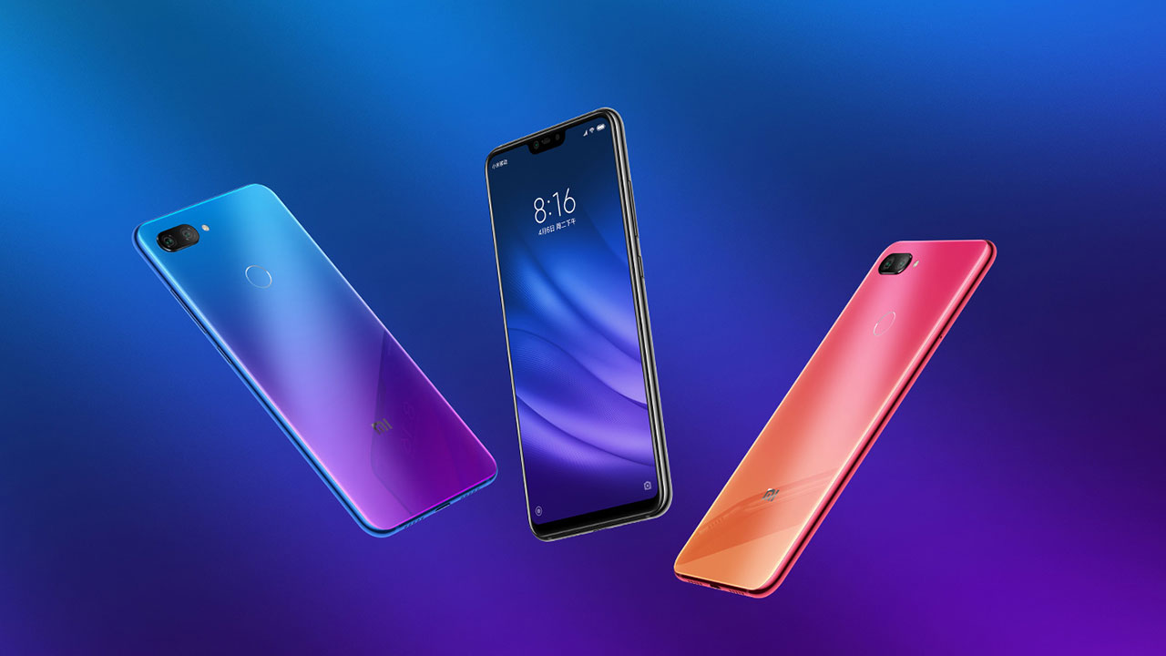 Xiaomi Mi 8 Lite - Youth Edition