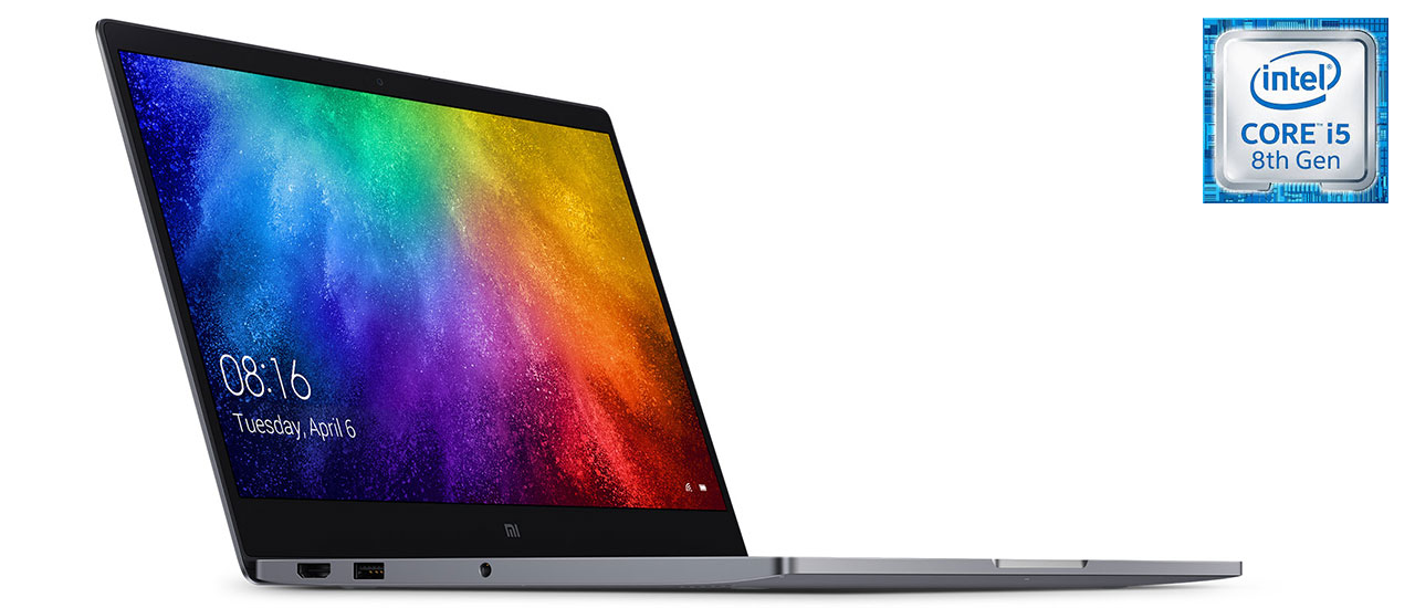 Xiaomi Mi Notebook Air 13.3 z osmo generacijo Intel Core