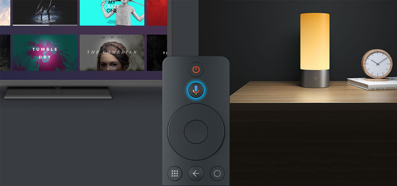 Xiaomi Mi TV Box S z Google Assistant podporo