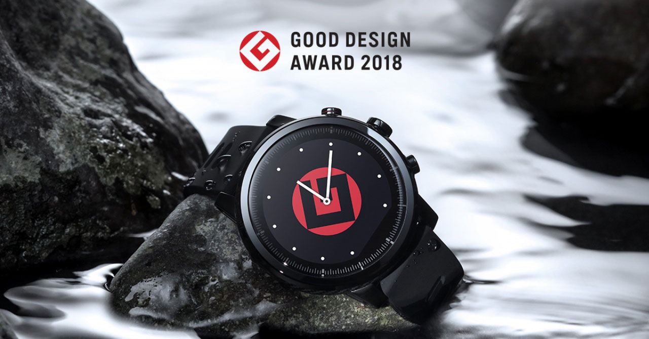 Good Design Award 2018 nagrada za Amazfit Stratos