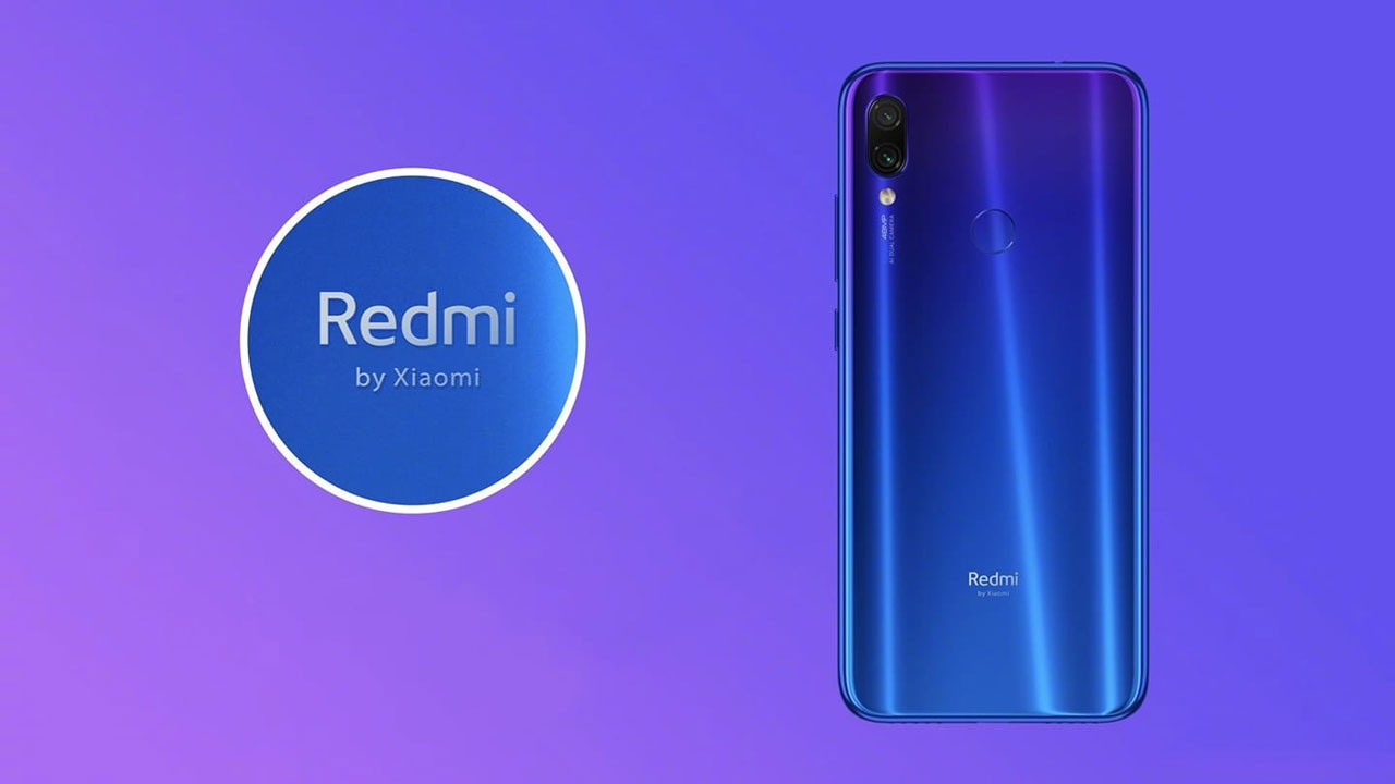 Redmi Note 7 kot Redmi by Xiaomi