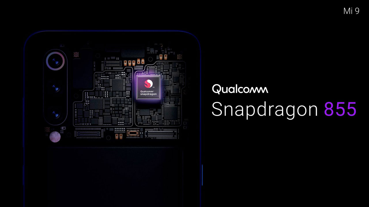 Snapdragon 855 SoC