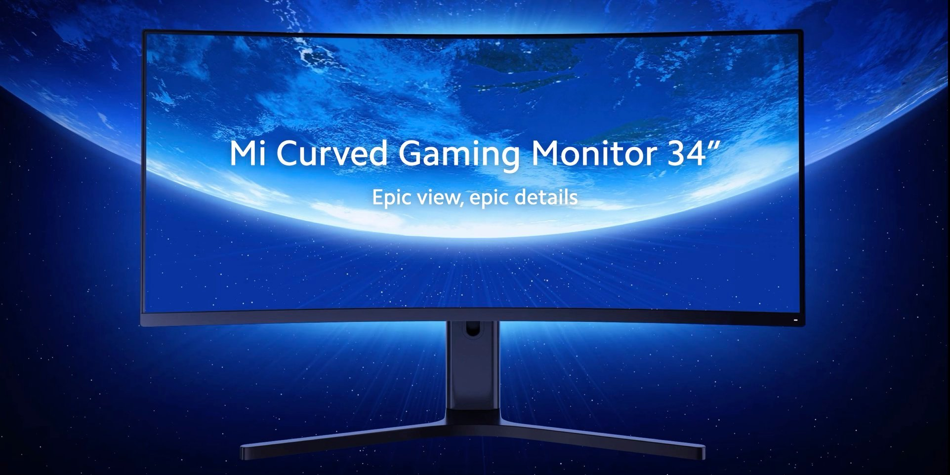 Xiaomi Mi Curved Gaming Monitor 34""